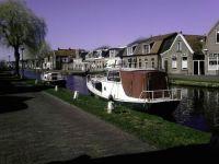 Boat in Netherland