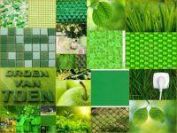 collage groen