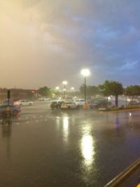 downpour--more challenging