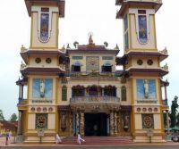 Cai Dai Great Temple, Vietnam