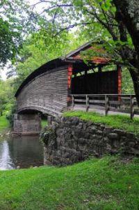 Covered Bridge West Virginia