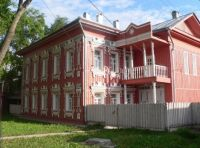 Wooden house (1895), Vologda, Russia