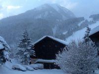 Mont de Grange, winter