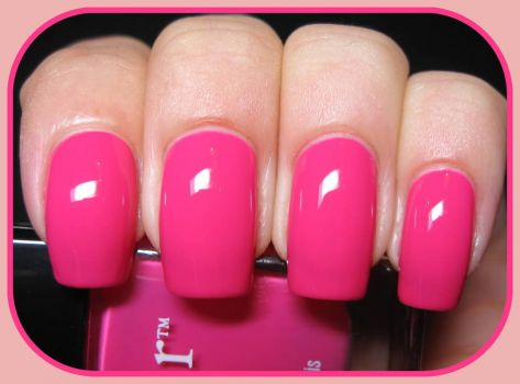 Pinknblack Perfect Nail Color