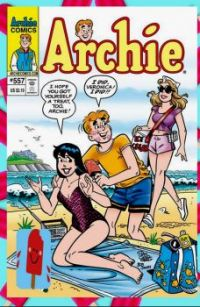 Archie #557 Summer Fun