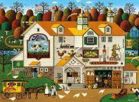 The Farm - Charles Wysocki