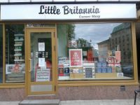 Little Britannia in Turku, little smaller