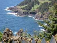 Along the Pacific Coast
