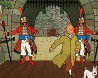 Tintin and King Ottokars Scepter