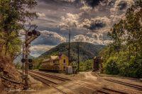 Railroad Depot - Thurmond, WV