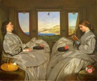 The Travelling Companions, 1862