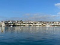 View of Falmouth from Flushing