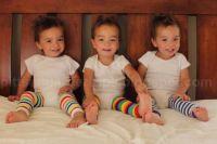 Cute little triplets!
