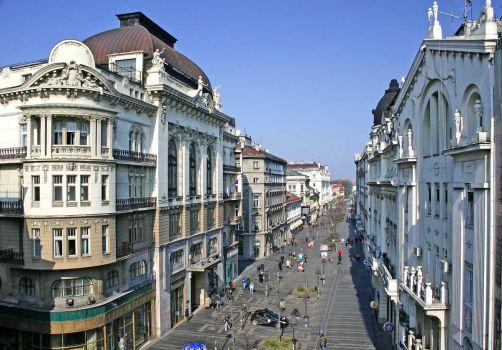 Beograd-Belgrade, Serbia
