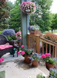 Susan's porch