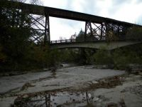 George's Creek Bridge, Marion Co., Arkansas