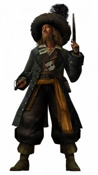 Kingdom Hearts: Captin Barbosa