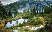 Landscape-Mountain-scenery