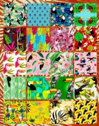 Toucan Do It Collage Challenge