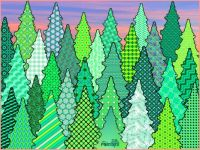 The Fabulous Fabric Forest