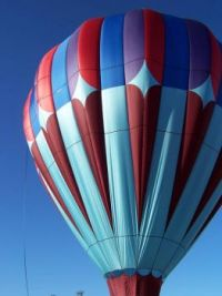 Big Blue Balloon