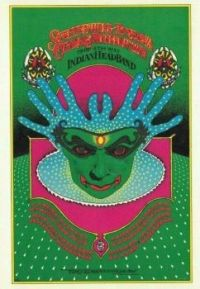 Vintage poster Avalon Ballroom, San Francisco 1968