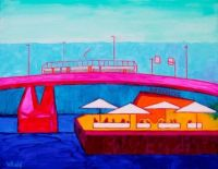 'under the bridge' by cousin willem