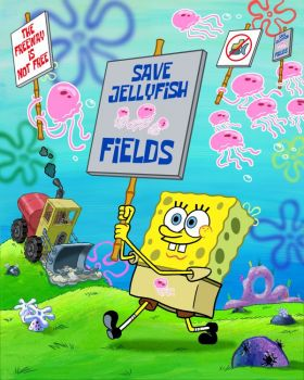 save the jellies!!
