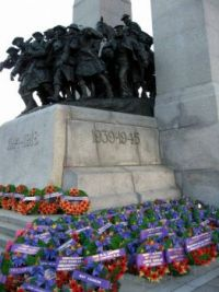 Commonwealth wreaths