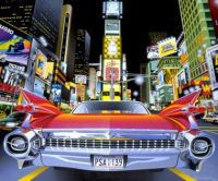 59 Caddy visits Times Square