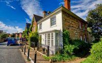 Freshwater Village. Isle Of Wight.