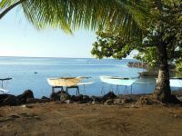 Pirogues Tahiti