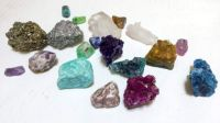 New Theme Sunday - Rocks, Fossils, Minerals & Crystals