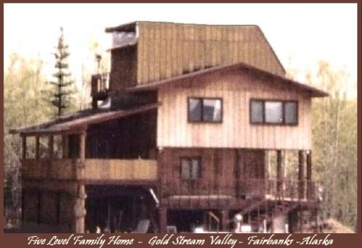 Five Level Home - Goldstream Valley- Fairbanks AK