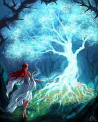 Magic Oak Tree (large)