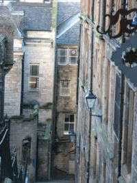 Edinburgh Wynd Scotland