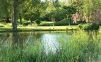 Peaceful park along the Upper Thames River