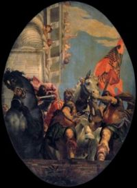 Paolo_Veronese_-_The_Triumph_of_Mordecai_-_WGA24785