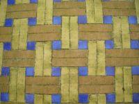 Mozaiekvloer in Mondo Verde