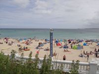 St.Ives beach in Cornwall