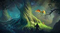 561797-digital_art-forest-dragon-fantasy_art-748x421