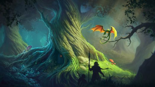 561797-digital_art-forest-dragon-fantasy_art-748x421