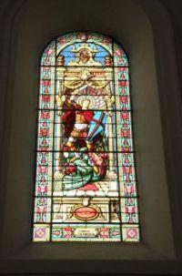 Suisse Wallis Lens church