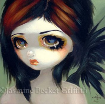 Faces of Faery #130 - Jasmine Becket-Griffith