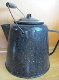 Gallon coffee pot