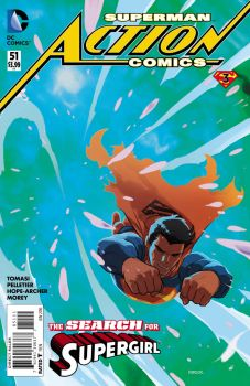ACTION COMICS #51--VOLUME 2