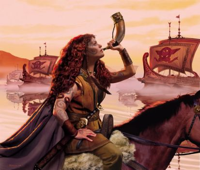 Boudicca WarriorQueen