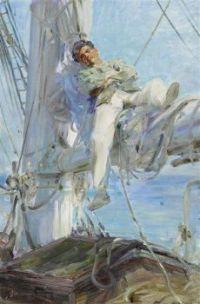 """""""Sleeping Sailor"""""""