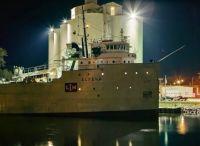SS ALPENA bow/pilot house