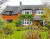 Winterton-on-Sea Thatched Cottage